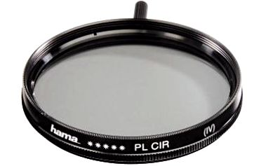 Hama filtr polarizační cirkulární, 55mm