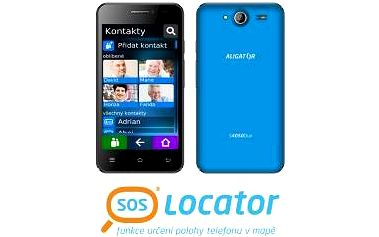 Aligator S4050 Senior Blue