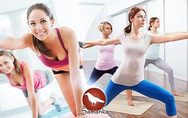 Pilates, jóga a zdravé posilování - vyberte si cvičení šité na tělo! Možnost koupě 1, 5 či 10 vstupů!