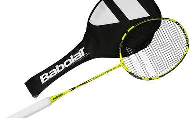 Badmintonová raketa BABOLAT 700 S - žlutá