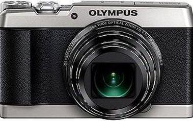 Olympus SH-1 silver