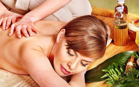 Speciální masáže v relaxačním prostředí
