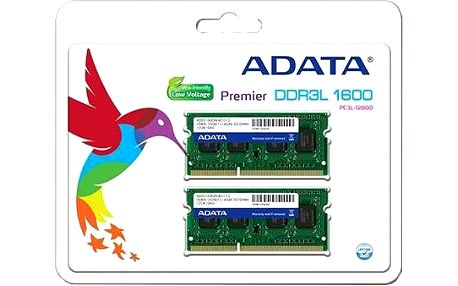 ADATA Premier 8GB (2x4GB) DDR3 1600 CL 11 - ADDS1600W4G11-2