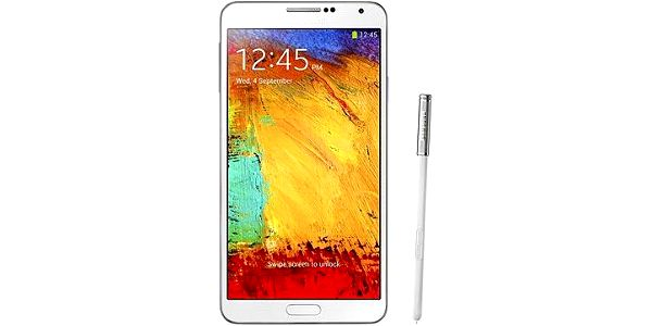 Samsung Galaxy Note 3 (N9005) White