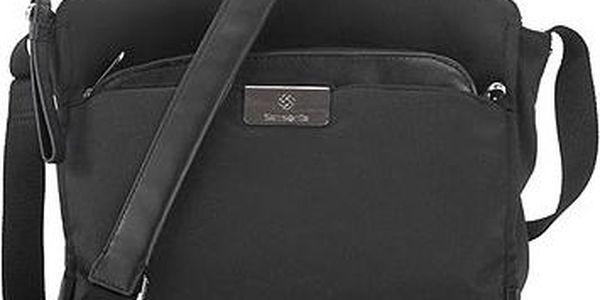 Samsonite Lady Biz II Shoulder Bag černá