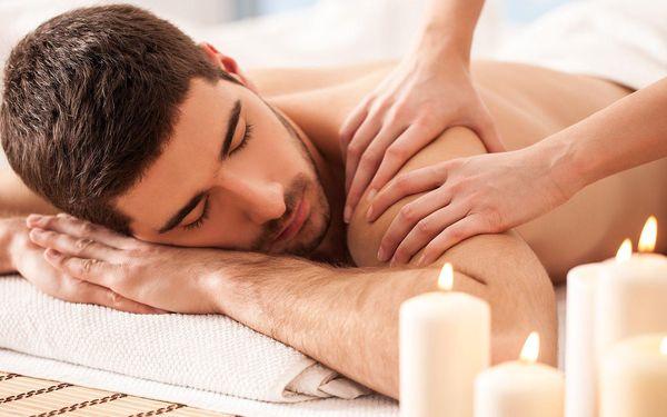 Relaxačně-rekondiční masáž