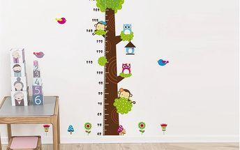 Nalepte.cz Strom metr pro děti 81 x 144 cm