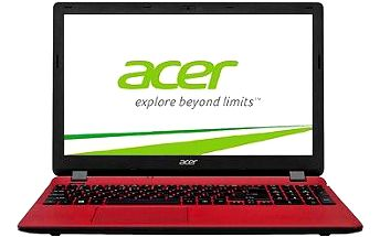 Acer Aspire ES15 Ferric Red