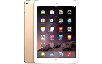 iPad Air 2 16GB WiFi Cellular Gold