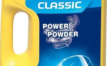Calgonit Finish Power Powder Lemon prášek do myčky na nádobí 2,5 kg
