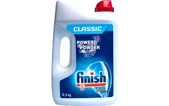 Calgonit Finish Power Powder Regular prášek do myček nádobí 2,5 kg