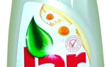Jar Sensitive Chamomile & Vitamin E mycí přípravek na nádobí 1l