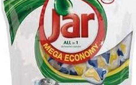 Jar All in 1 Yellow kapsle do automatické myčky nádobí 104 kusů