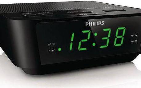 Radiobudík Philips AJ3116 černý