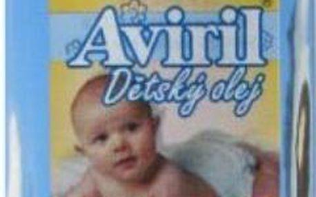 Alpa Aviril s azulenem olej 50 ml na jemnou pleť kojenců
