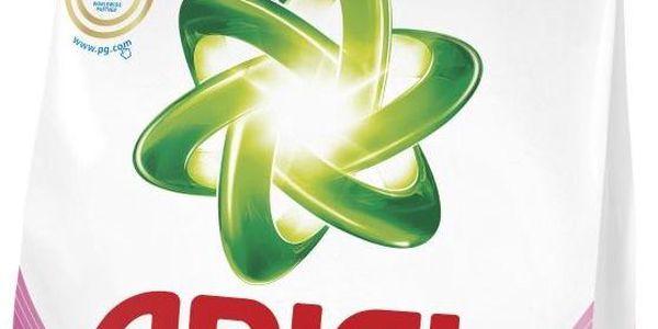 Ariel Color prací prášek na barevné prádlo 50 dávek 3,5 kg