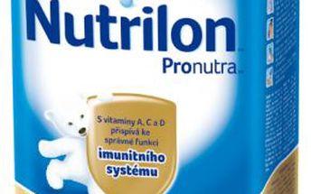Nutrilon kojenecké mléko 4 Pronutra 6x800g