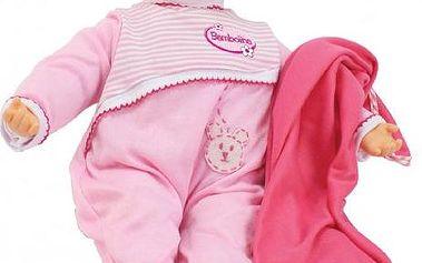 Alltoys BAMBOLINA panenka 11 zvuků, 44cm