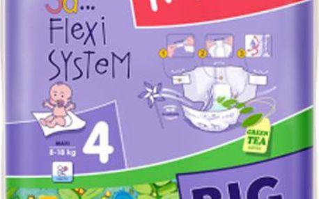 Bella Happy maxi 70 ks - jednorázové pleny