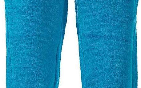 O'Style Dětské fleecové kalhoty - neon blue, 116 cm
