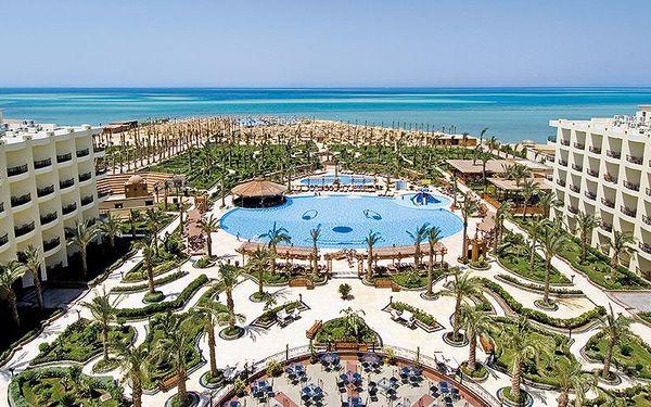 Hotel Festival Le Jardin, Egypt, Hurghada, 8 dní, Letecky, All inclusive, Alespoň 4 ★★★★, sleva 32 %, bonus (Levné parkování na letišti: 8 dní 499,- | 12 dní 749,- | 16 dní 899,- )