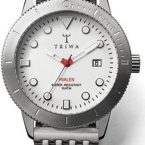 Triwa Ivory Hvalen Steel Brace TW-HVST103-BR021212 + pojištění hodinek, doprava ZDARMA, záruka 3 roky