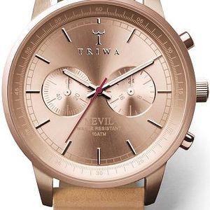 Triwa Rose Nevil Tan Classic TW-NEST105-CL011714 + pojištění hodinek, doprava ZDARMA, záruka 3 roky