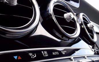Servis klimatizace a vizuální prohlídka vozu