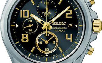 Seiko SNDE63P1 + pojištění hodinek, doprava ZDARMA, záruka 3 roky