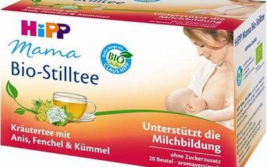 HiPP Mama čaj pro kojící matky, 20x1,5g