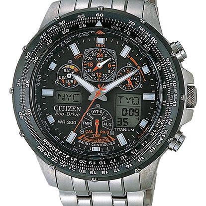 Citizen Global RC JY0080-62E + pojištění hodinek, doprava ZDARMA, záruka 3 roky