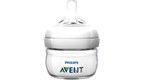 AVENT Láhev Natural 60 ml (PP), 1 ks