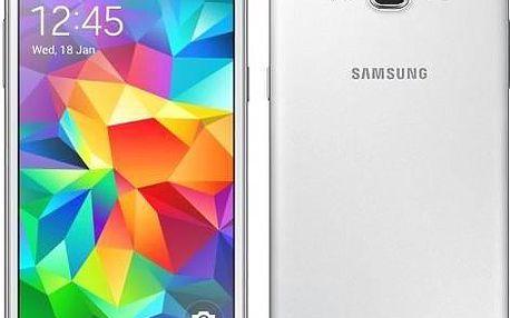 Samsung Galaxy Grand Prime VE (SM-G531F) (SM-G531FZWAETL) bílý + Doprava zdarma