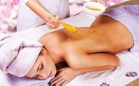 Jarní detoxikační medová masáž v délce 60 minut
