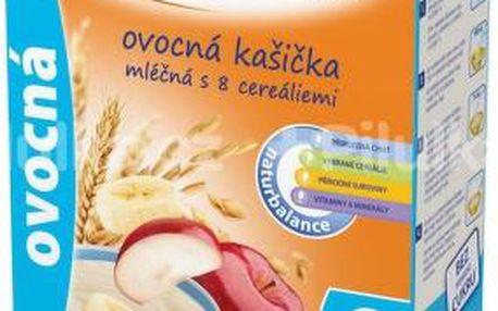 Sunarka ovocná kašička mléčná 225g
