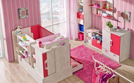 Dětský pokoj pro miminko NUKI 8