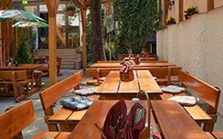 30% sleva na celý účet v restauraci Sklep
