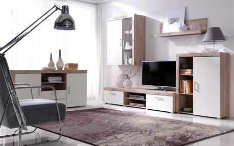 Systémový nábytek SAMBA sestava 6 san marino