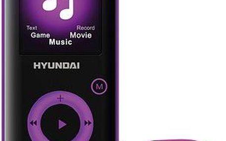 Hyundai MPC 883 FM 16GB fialová