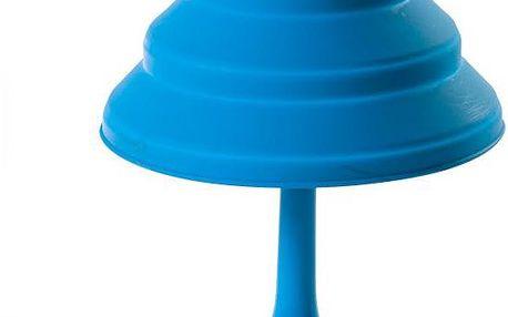 Childhome Stolní silikonová lampa, Modrá