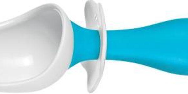 Lžíce na zmrzlinu BAMBINI, modrá