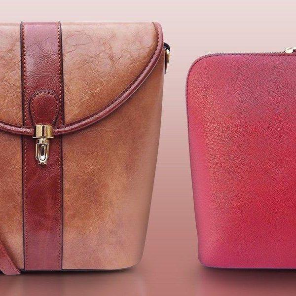 Dámské kvalitní módní crossbody kabelky