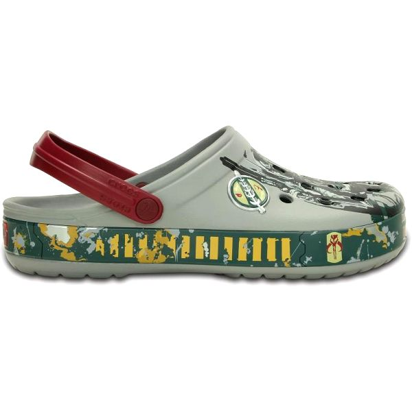Crocs Crocband Star Wars Boba Fett Clog