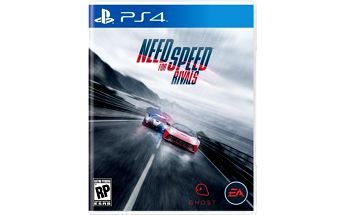 EA Games Need for speed Rivals / PS4