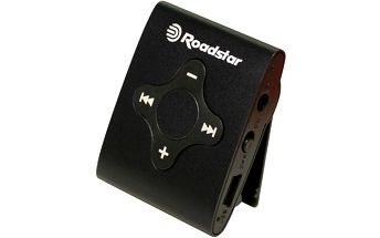 Roadstar MP 425 BK - 4GB