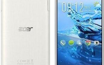 Mobilní telefon Acer Liquid Jade Z LTE 8GB, bílý + 200 Kč za registraci