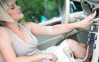 Servis klimatizace ve vašem voze