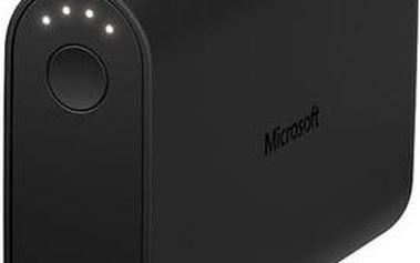 Nokia DC 32 Dual zdroj microUSB 5200mAh, Black