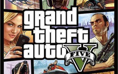 Rockstar Grand Theft Auto V PS3