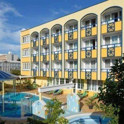 Hajdúszoboszló v hotelu s termálními bazény
